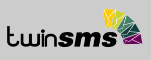 Send free sms with twinSMS